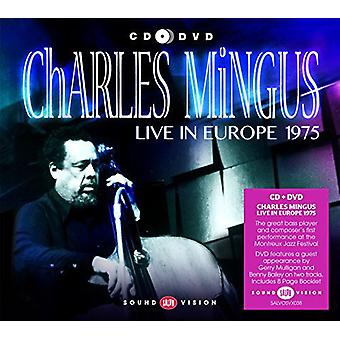Charlie Mingus - Live in Europe 1975 [CD] USA import