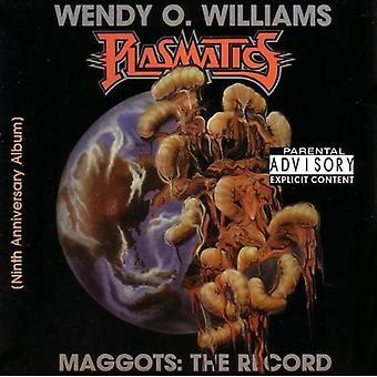 Wendy O. Williams - maddiker: Post [CD] USA import