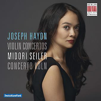 Haydn - Violin Ctos [CD] USA import