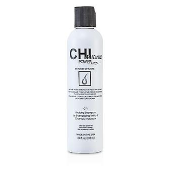CHI44 Ionic Power Plus C-1 Vitalizing Shampoo (For Fuller, Thicker Hair) 248ml/8.4oz