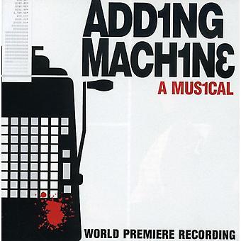 Tilføje maskine: En Musical - tilføje maskine: A musikalske [CD] USA import