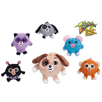 Famosa Peluche Zigamazoo Divertido Sonido (Toys , Preschool , Dolls And Soft Toys)
