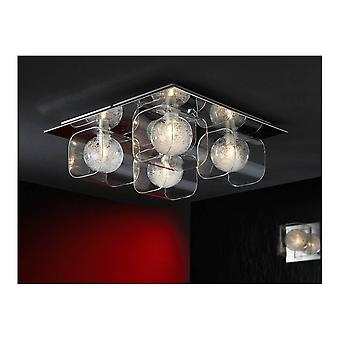 Schuller Eclipse Ceiling Lamp 4L
