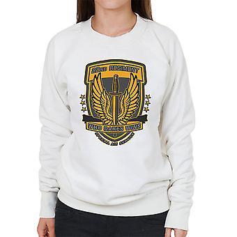 22nd Regiment Insignia COD 4 Modern Warfare Women's Sweatshirt