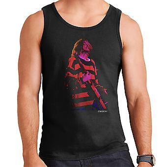 Kurt Cobain Nirvana Guitar Men's Vest