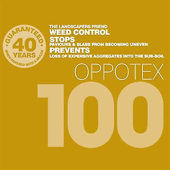 Oppotex 100 Professional Plus Weed Control - 1m x 50m