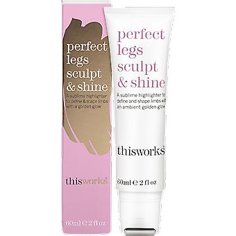 This Works Perfect Legs Sculpt & Shine
