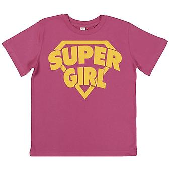 Spoilt Rotten Super Girl Children's T-Shirt