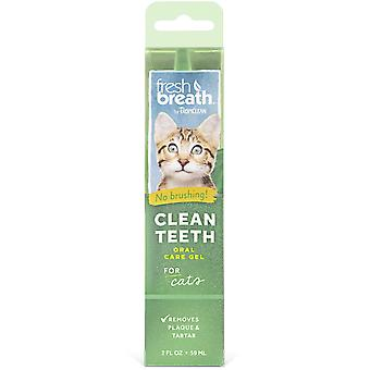 TropiClean Fresh Breath Gel Dental 59 ml (Cats , Grooming & Wellbeing , Dental Hygiene)