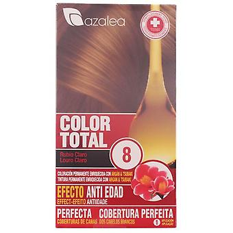 Azalea Color Total # 8 - Light Blonde (Woman , Hair Care , Hair dyes , Hair Dyes)