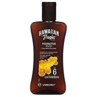 Hawaiian Tropic HtProtective Dry Oil SPF 6 200 ml
