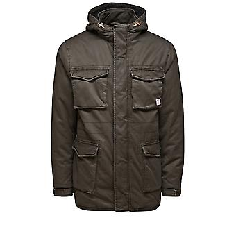 Jack and Jones Vintage Value Brown Jacket