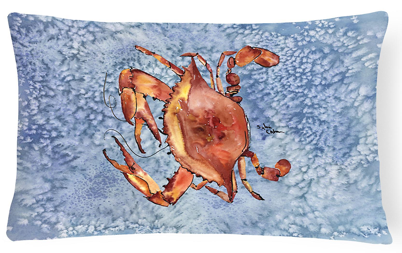 Toile Décoratif Crabe 8147pw1216 Oreiller Carolines Tissu Trésors Des yv6bYIf7g
