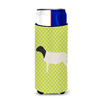 Dorper Sheep Green Michelob Ultra Hugger for slim cans