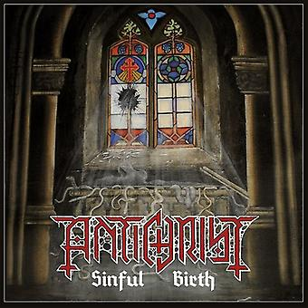Antikrist - syndige fødsel [CD] USA importerer