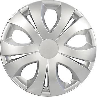 Wheel trims cartrend Top R15 Silver 4 pc(s)