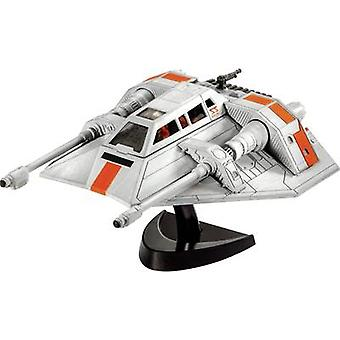 Revell 03604 Star Wars Snow Speeder Sci-Fi spacecraft assembly kit