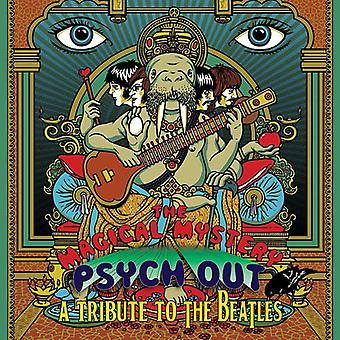 Importer des divers artiste - Magical Mystery Psych-Out - un hommage aux USA [CD]