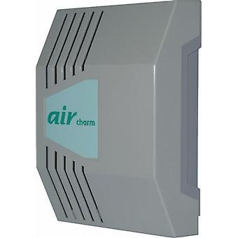Air Charm | Non Aerosol | Air Freshener Dispenser | Grey