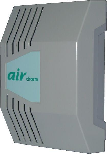 Air Charm | Non Aerosol | Air Freshener Dispenser | Grey
