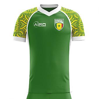 2018-2019 Senegal Away Concept Football Shirt (Kids)