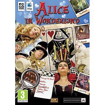 Alice in Wonderland (PC DVD)