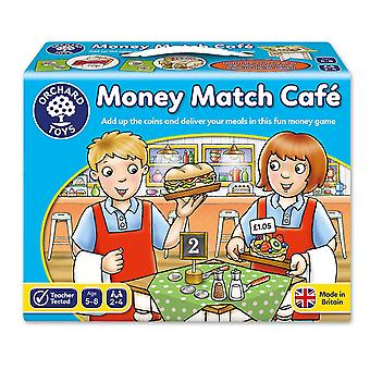 Orchard Toys Money Match Cafe Game
