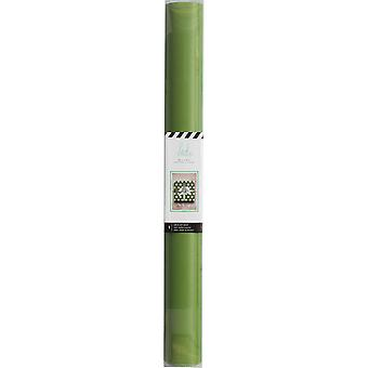 Heidi Swapp Gift Wrapping Paper 10ft-Green