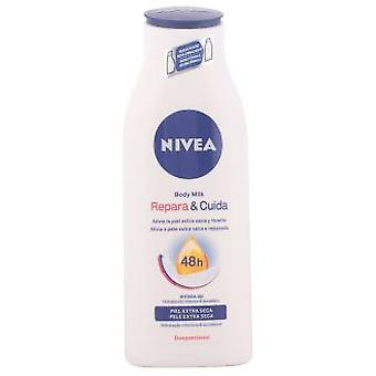 Nivea Repair and Care Body Lotion 400 ml (Cosmetics , Body  , Moisturizers)