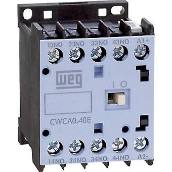 Contactor 1 pc(s) CWCA0-22-00D24 WEG 2 makers, 2