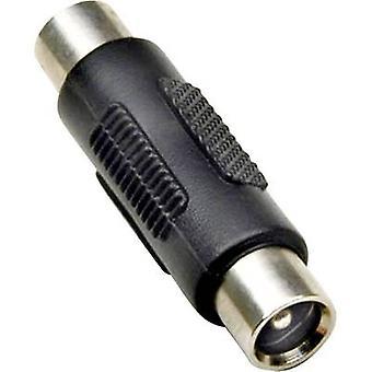 Low power adapter Low power socket-Low power socket 5.5 mm 2.1 mm 5.5 mm 2.1 mm BKL Electronic1 pc(s)