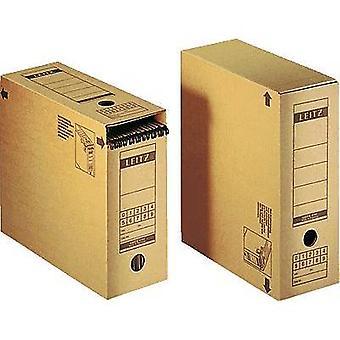 Leitz 6086-00-00 Archivbox Premium A4 Ecru brown
