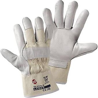 Guante protector de cuero de grano completo tamaño (guantes): 10, XL EN 388