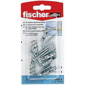 Fischer GKM SK Drywall anchor 31 mm 8 mm 15158 6 pc(s)