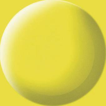 Aqua paint Revell Yellow (matt) 15 Can 18 ml