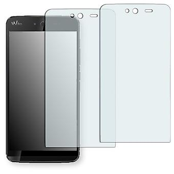 WIKO Rainbow jam display protector - Golebo crystal clear protection film