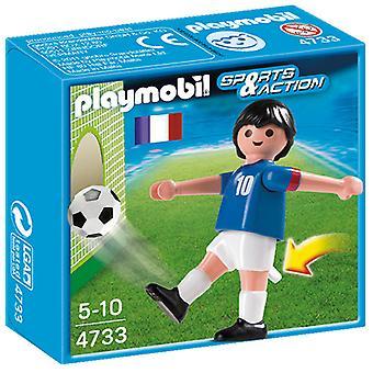 Playmobil 4733 Voetbalspeler Frankrijk