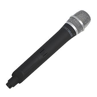 Rakete-UHF-Wireless-Mikrofon