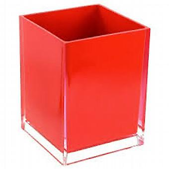 Gedy Rainbow Waste Bin 6L Red RA09 06