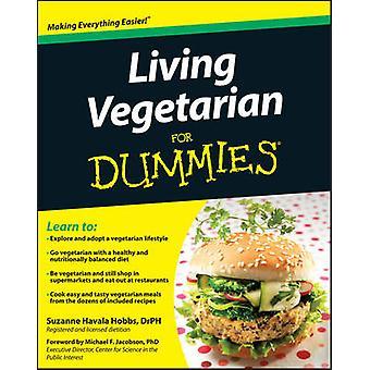 Levende vegetar For Dummies af Suzanne Havala Hobbs - 9780470523025