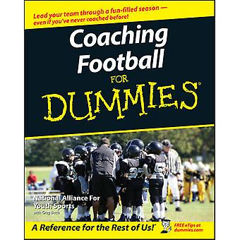 Coaching Football For Dummies by The National Alliance for Youth Spor