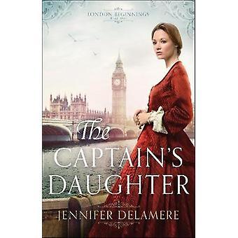 Captain's Daughter by Jennifer Delamere - 9780764219207 Book