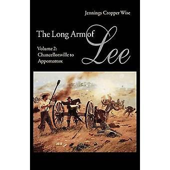 Długie ramię Lee - historia artylerii armii Nort