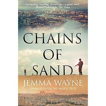 Chains of Sand by Jemma Wayne - 9781785079726 Book