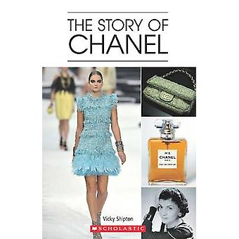 A história de Chanel por Vicky Shipton - livro 9781906861841