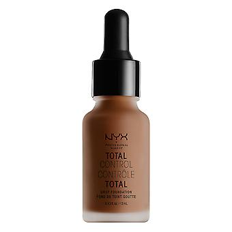 NYX Prof. make-up totaal controle Drop Foundation-cacao 13 ml