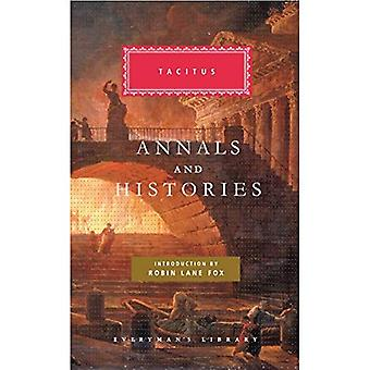 Annals and Histories (Everyman's Library (Cloth))