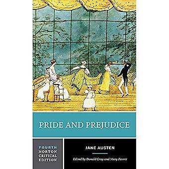 Pride and Prejudice (Norton kritische Editionen)