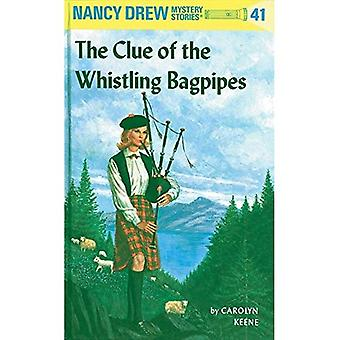Clue of the Whistling Bagpipes (Nancy Drew Mysteries S.)