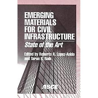 Emerging Materials for Civil Infrastructure: State of the Art